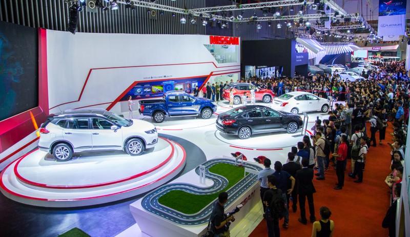 Triển lãm ô tô lớn nhất Việt Nam 2018 có gì hấp dẫn? - ảnh 1