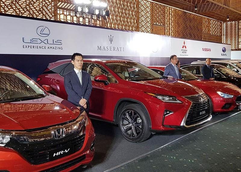 Triển lãm ô tô lớn nhất Việt Nam 2018 có gì hấp dẫn? - ảnh 2