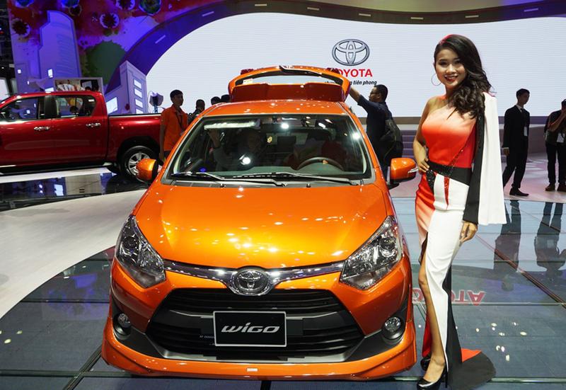 Ô tô Indonesia giá rẻ chỉ 390 triệu đồng/chiếc ồ ạt vào VN - ảnh 1