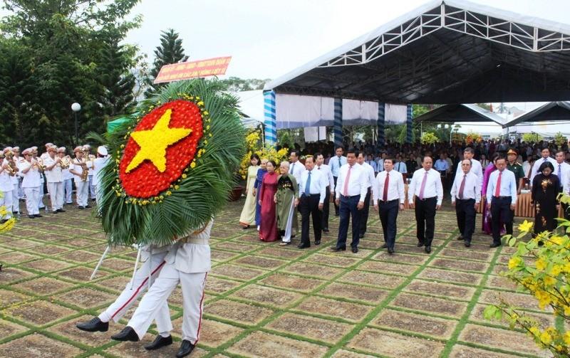 Họp mặt truyền thống chiến khu An Phú Đông - ảnh 1