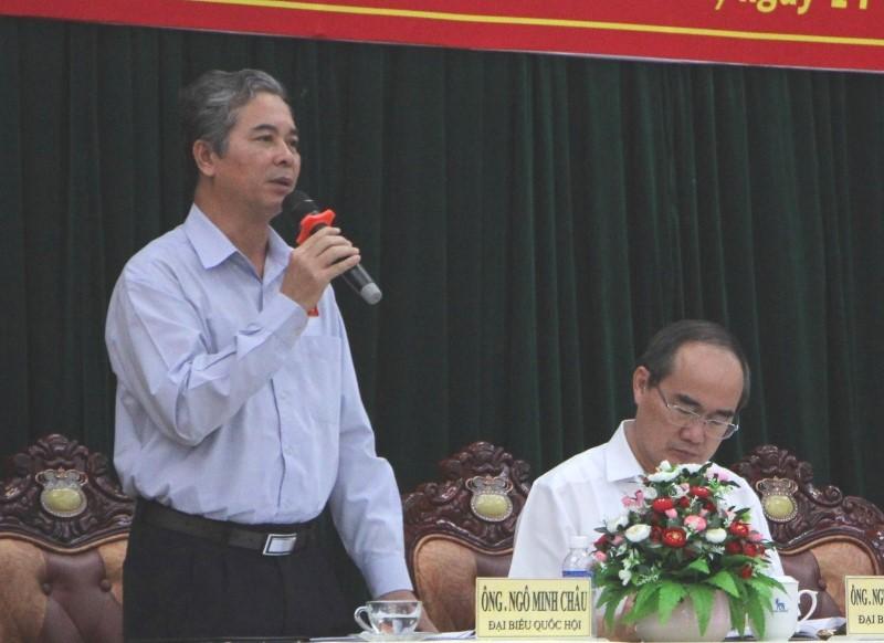 Thiếu tướng Ngô Minh Châu nói về vụ 2 'hiệp sĩ' bị đâm chết - ảnh 1