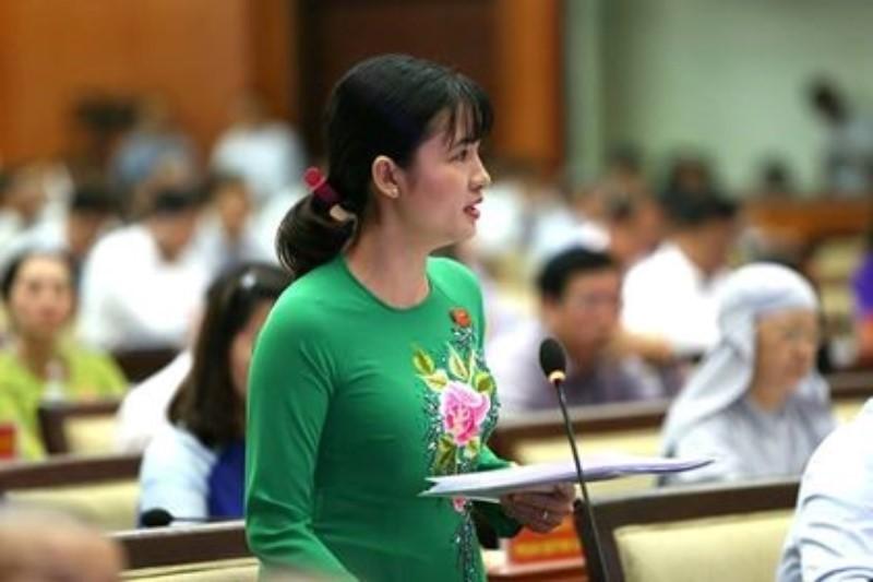 Đại biểu quan tâm hiệu quả chống ngập đường Nguyễn Hữu Cảnh  - ảnh 2