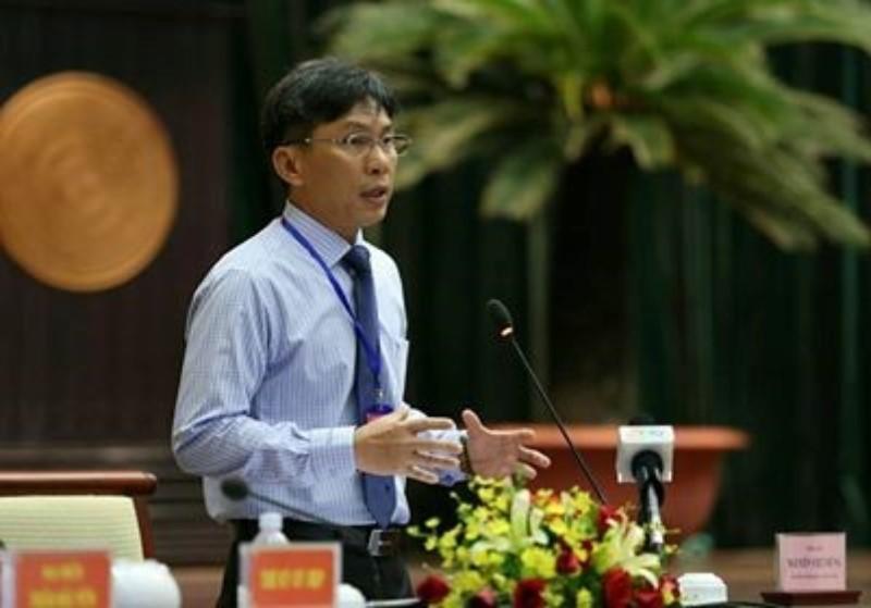 Đại biểu quan tâm hiệu quả chống ngập đường Nguyễn Hữu Cảnh  - ảnh 1