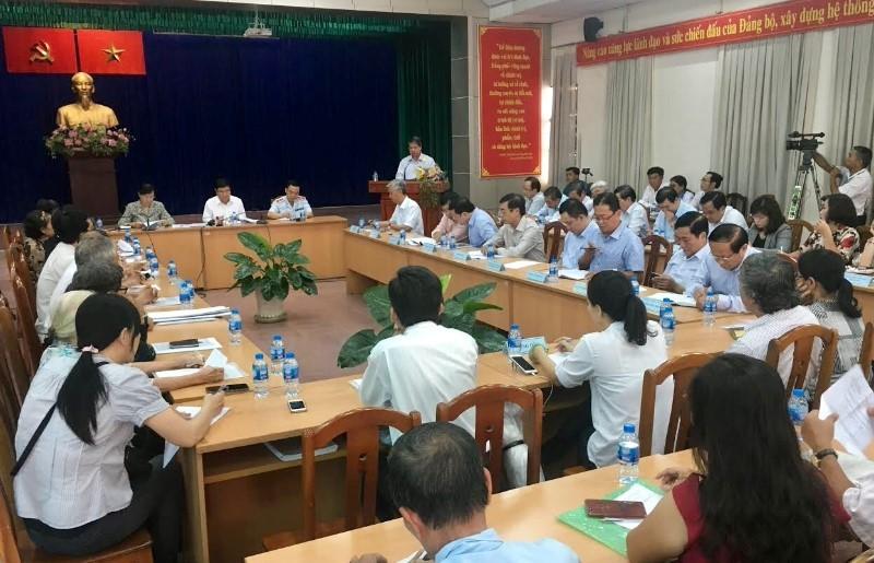 HĐND TP.HCM sẽ họp bất thường về dự án Thủ Thiêm - ảnh 1