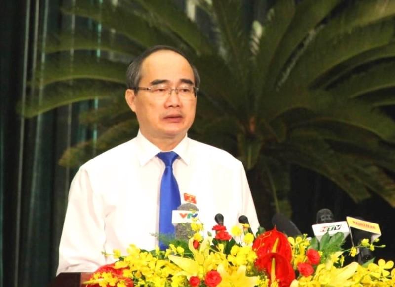 Ông Nguyễn Thiện Nhân nêu 6 'công thức' vi phạm của cán bộ - ảnh 1