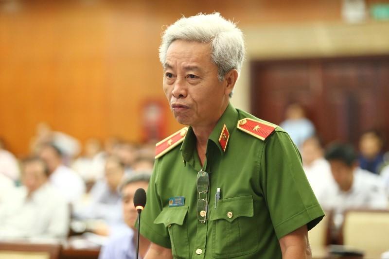 Thiếu tướng Phan Anh Minh nói về xã hội đen cho vay nặng lãi - ảnh 1