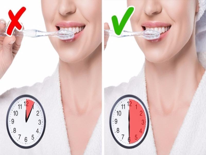 Đánh răng ngay sau mỗi bữa ăn chỉ làm răng bạn yếu đi! - ảnh 1