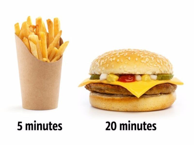 12 điều bí mật về thức ăn nhanh khiến bạn bất ngờ - ảnh 2