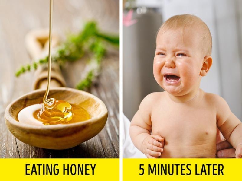 Những thực phẩm có hại mà người lớn thường cho trẻ ăn - ảnh 2