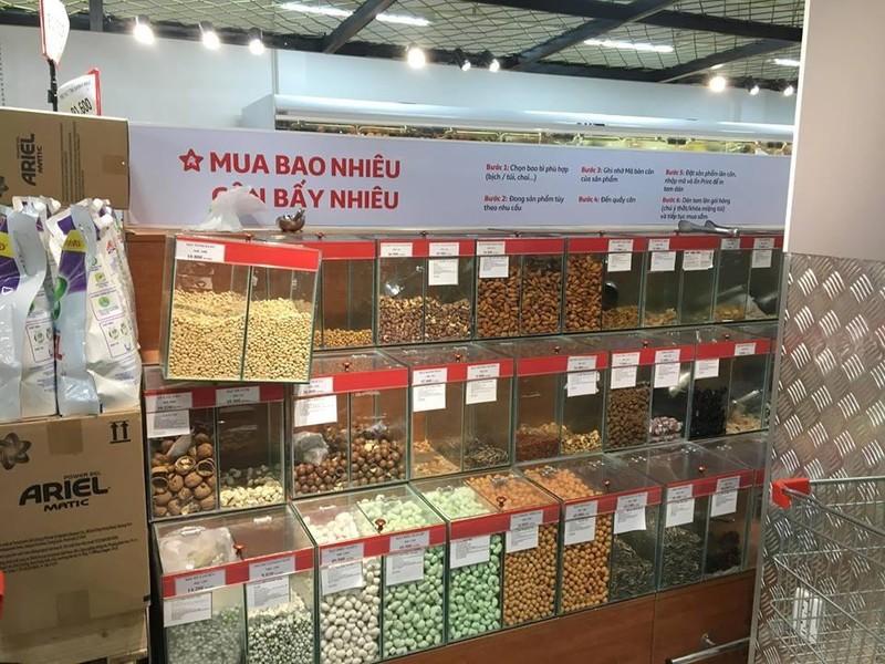 Siêu thị Auchan bán hạt khô chứa côn trùng - ảnh 4