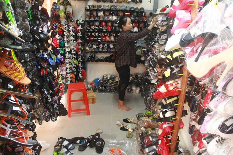 Cận cảnh chợ Bình Tây ngày chính thức hoạt động trở lại - ảnh 3