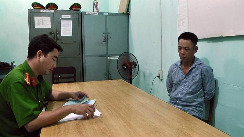 Bình Thuận bắt giữ nghi can đưa tiền đi quấy rối - Ảnh 1.
