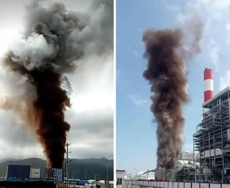 Vĩnh Tân 1 lên tiếng về việc thông lò hơi, khói bốc cao - ảnh 2