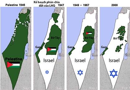 Soi xung đột Israel - Palestine dưới ba lăng kính - ảnh 2