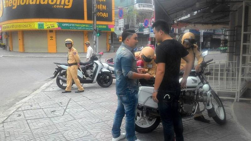 Đà Nẵng không có người chết do TNGT 3 ngày tết - ảnh 1
