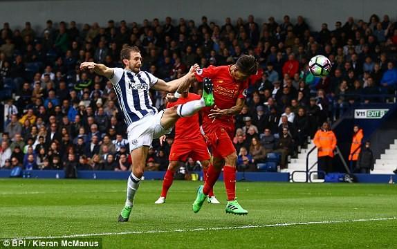 Firmino giúp Liverpool bứt phá trong cuộc đua top 4 - ảnh 2