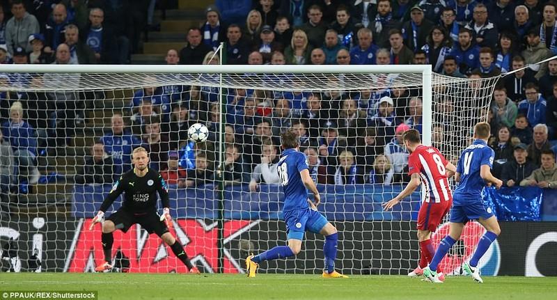 Leicester City kết thúc câu chuyện cổ tích - ảnh 1
