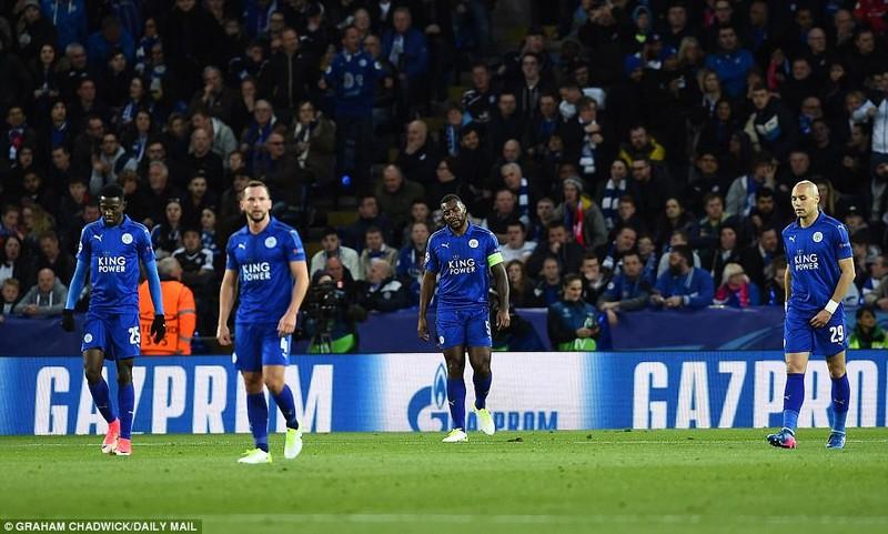 Leicester City kết thúc câu chuyện cổ tích - ảnh 3