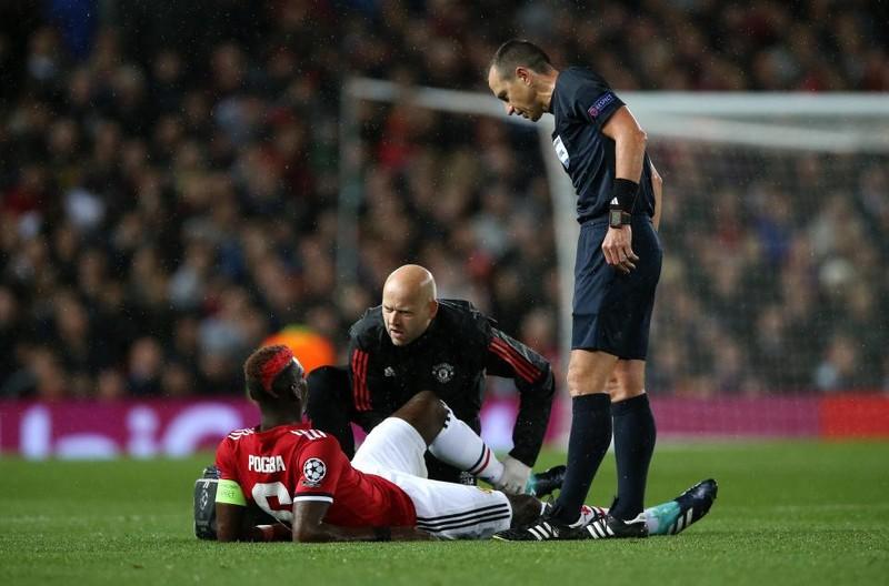 Sao MU bị cấm chơi bóng rổ, Lukaku chấn thương - ảnh 1
