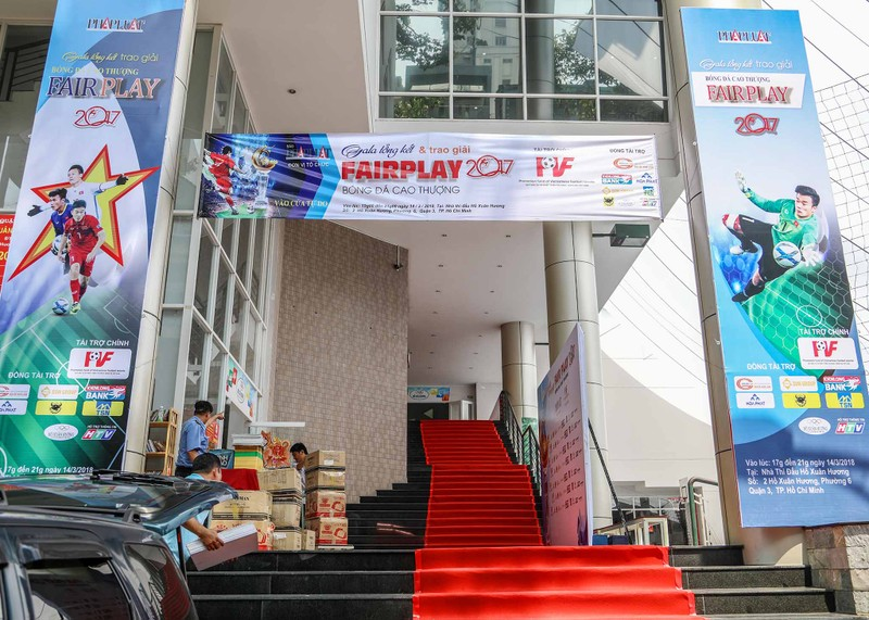 Gala trao giải Fair Play 2017 trước giờ G - ảnh 12