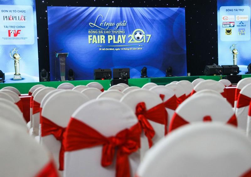Gala trao giải Fair Play 2017 trước giờ G - ảnh 2