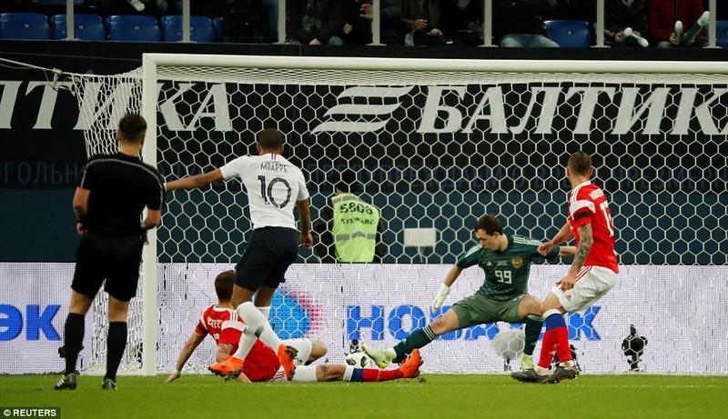 Sao MU, PSG rực sáng, Pháp hạ gục chủ nhà World Cup - ảnh 2
