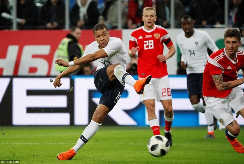 Sao MU, PSG rực sáng, Pháp hạ gục chủ nhà World Cup - ảnh 5