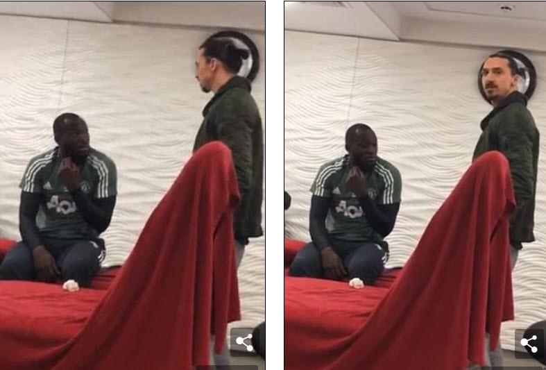 Ibrahimovic trở lại MU… đòi đấm Bailly - ảnh 3