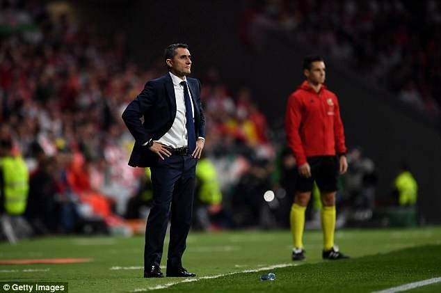 Bi kịch của Valverde,giúp Barca giành cú đúp vẫn bị xem thường - ảnh 2