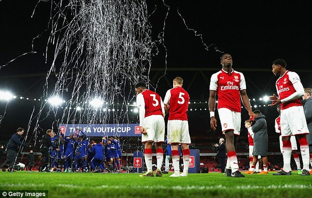 Hạ nhục Arsenal, Chelsea vô địch FA Cup - ảnh 5