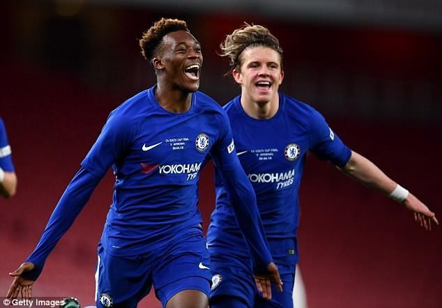 Hạ nhục Arsenal, Chelsea vô địch FA Cup - ảnh 6
