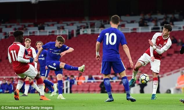 Hạ nhục Arsenal, Chelsea vô địch FA Cup - ảnh 2