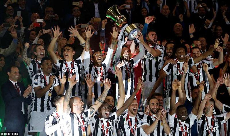 Donnarumma sai lầm, AC Milan 'dâng' Coppa Italia cho Juventus - ảnh 5