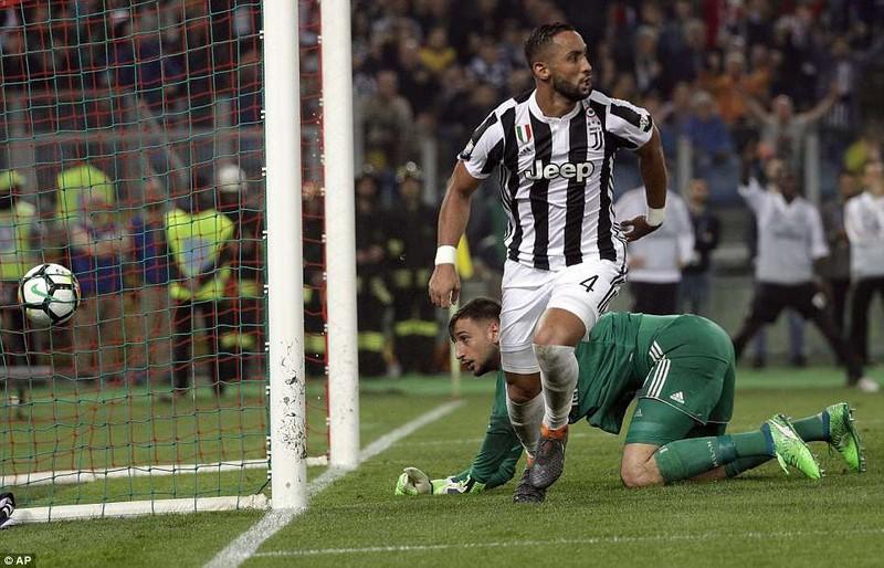 Donnarumma sai lầm, AC Milan 'dâng' Coppa Italia cho Juventus - ảnh 3