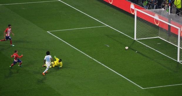 Griezmann rực sáng, Atletico Madrid vô địch Europa League - ảnh 1