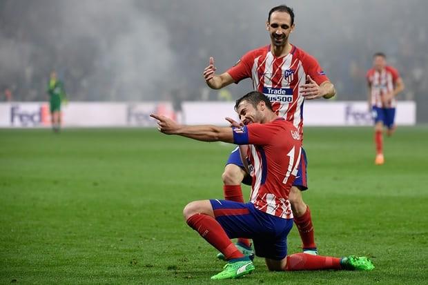 Griezmann rực sáng, Atletico Madrid vô địch Europa League - ảnh 4