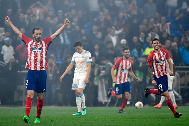 Griezmann rực sáng, Atletico Madrid vô địch Europa League - ảnh 6