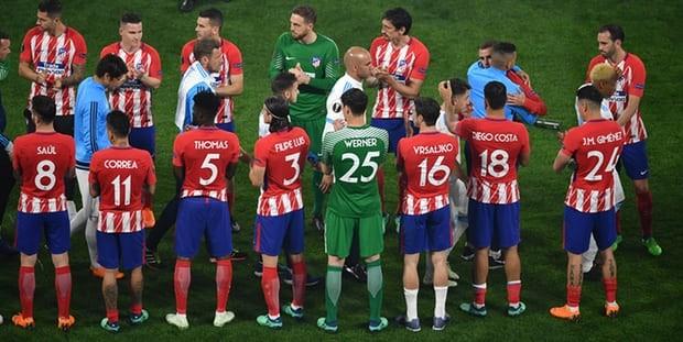 Griezmann rực sáng, Atletico Madrid vô địch Europa League - ảnh 7