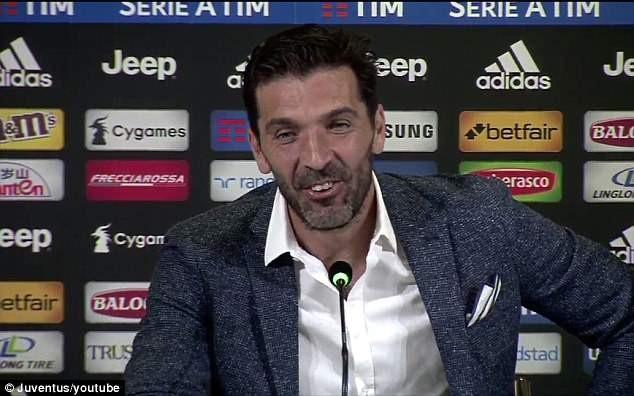 Buffon tuyên bố chia tay Juventus: Tạm biệt một huyền thoại! - ảnh 1
