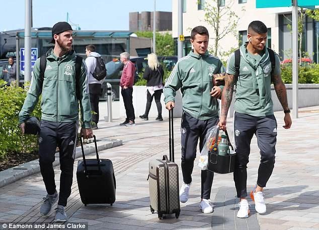 MU hành quân đến London đá chung kết FA Cup: Ẩn số Lukaku! - ảnh 8
