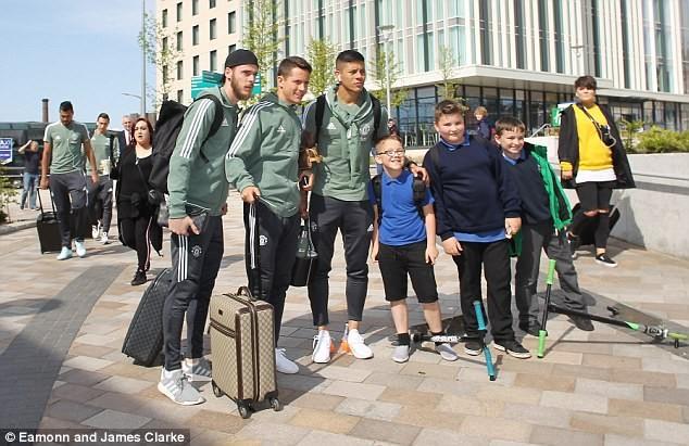 MU hành quân đến London đá chung kết FA Cup: Ẩn số Lukaku! - ảnh 9