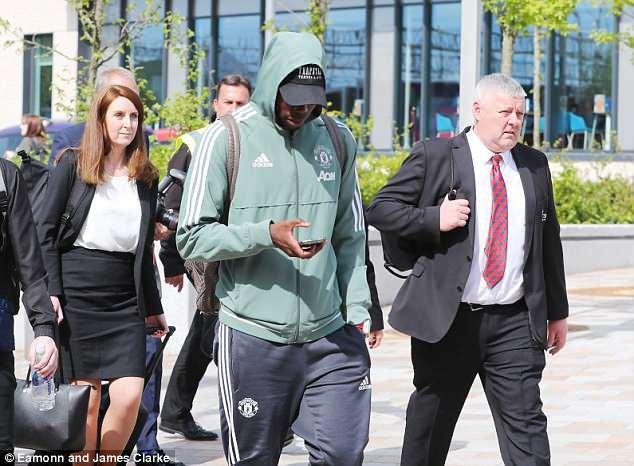 MU hành quân đến London đá chung kết FA Cup: Ẩn số Lukaku! - ảnh 7