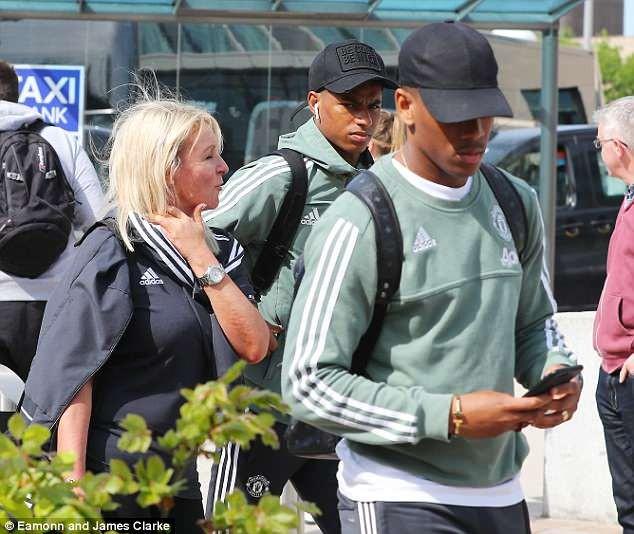 MU hành quân đến London đá chung kết FA Cup: Ẩn số Lukaku! - ảnh 2