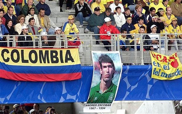 Ký ức World Cup: Cái chết oan nghiệt của Escobar - ảnh 3