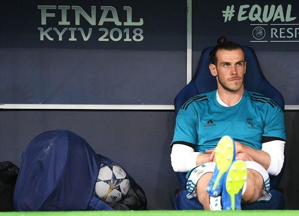 Sau Ronaldo, đến lượt người hùng Bale làm Real Madrid buồn - ảnh 2