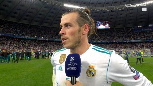 Sau Ronaldo, đến lượt người hùng Bale làm Real Madrid buồn - ảnh 1