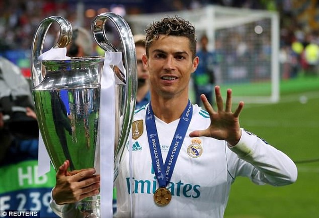 Ronaldo tuyên bố sốc: 'Tôi không chắc ở lại Real Madrid' - ảnh 2