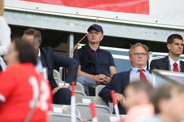 Mourinho đến Áo 'xem giò' mục tiêu 40 triệu bảng của MU - ảnh 2
