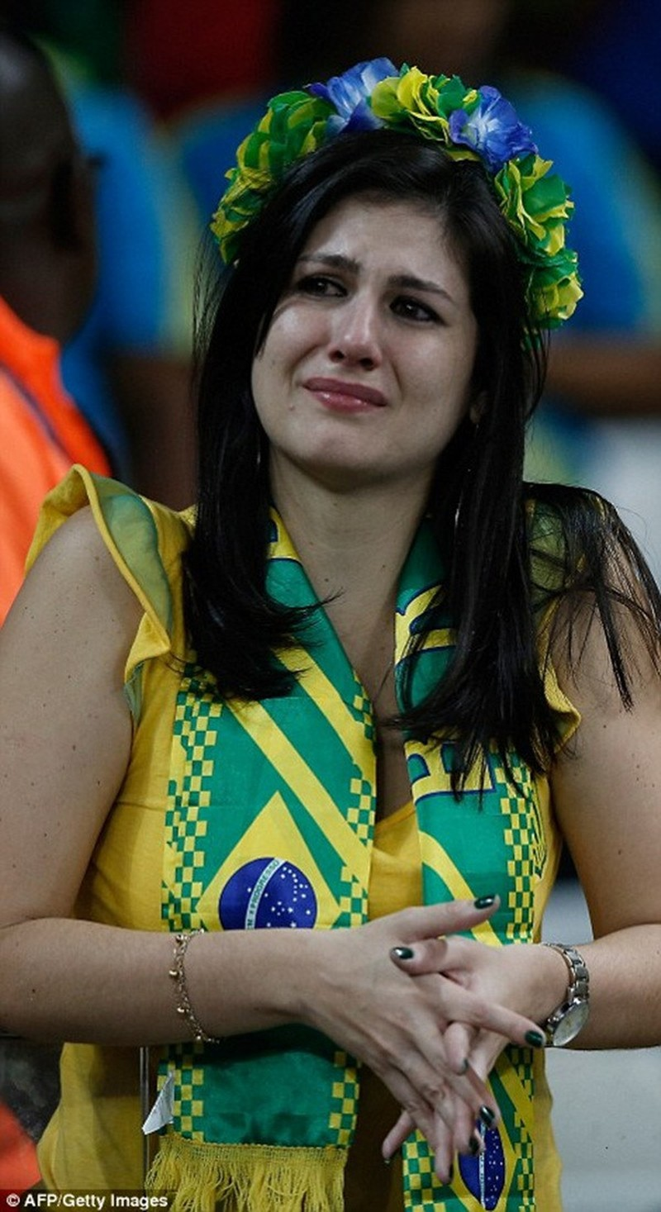 Ký ức World Cup: Bi kịch Brazil và khoảnh khắc ám ảnh thế giới - ảnh 20