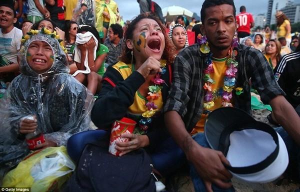 Ký ức World Cup: Bi kịch Brazil và khoảnh khắc ám ảnh thế giới - ảnh 21